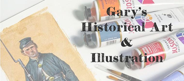 Gary's Historical Art And Illustration