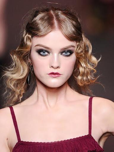 Updo - Christian Dior fall-winter 2011-2012