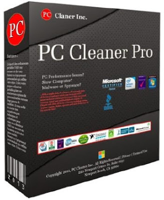 PC Cleaner Pro full