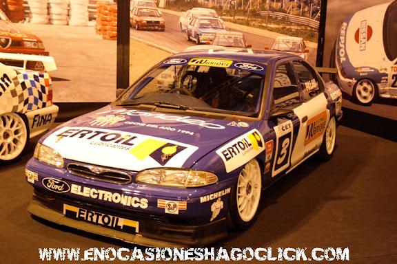 Ford Mondeo Campeonato de España de Turismos