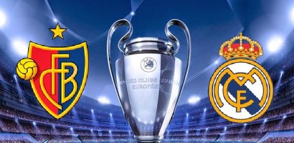 Domino Online : Prediksi Skor FC Basel vs Real Madrid  27 November 2014