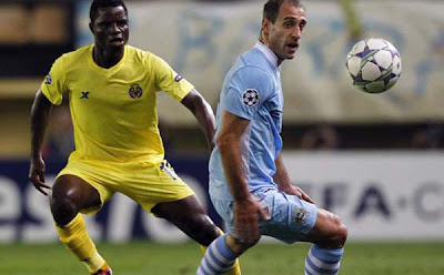 Villarreal 0 - 3 Manchester City (2)