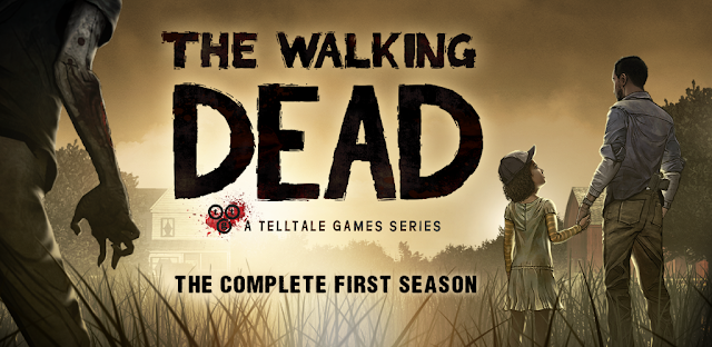 The Walking Dead: Season One Apk v1.0.8 + Data Mod [Full / Completo / Torrent]