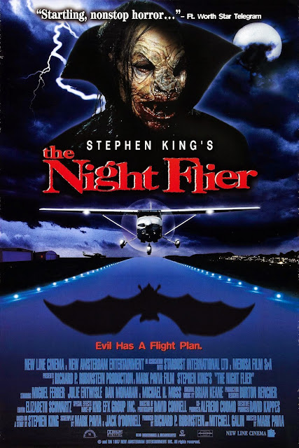 The Night Flier, Mark Pavia, Vampire films, Stephen King, Horror films, Vampire movies, Horror movies, blood movies, Dark movies, Scary movies, Ghost movies