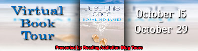 {Review+G!veaway} Just This Once by Rosalind James