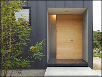 model pintu utama terbaru