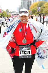 2012 Chicago Marathon Finisher
