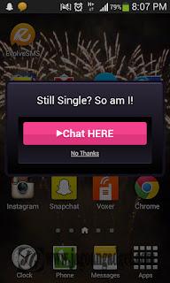 Virus android yang memunculkan iklan