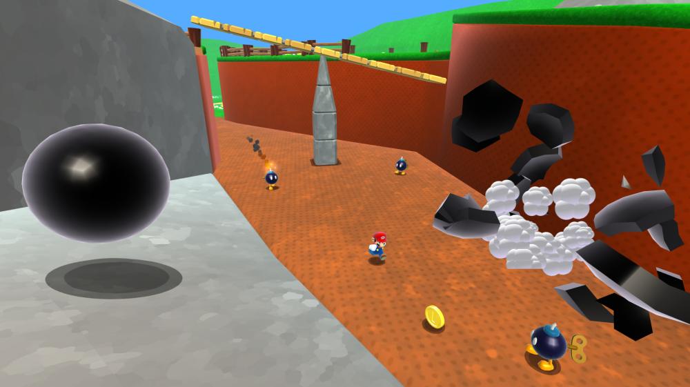 Download Super Mario 64 HD Gratis