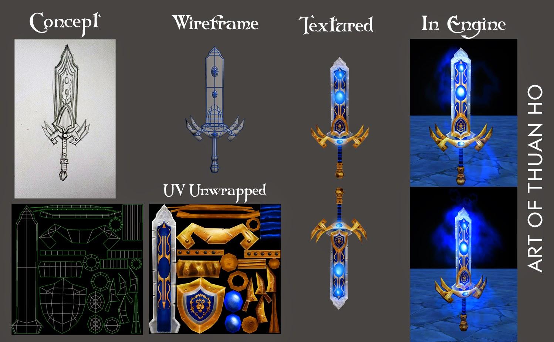 Alliance Sword Wow Alliance Sword Sprint
