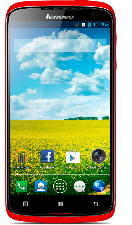 Thay cảm ứng Lenovo S820