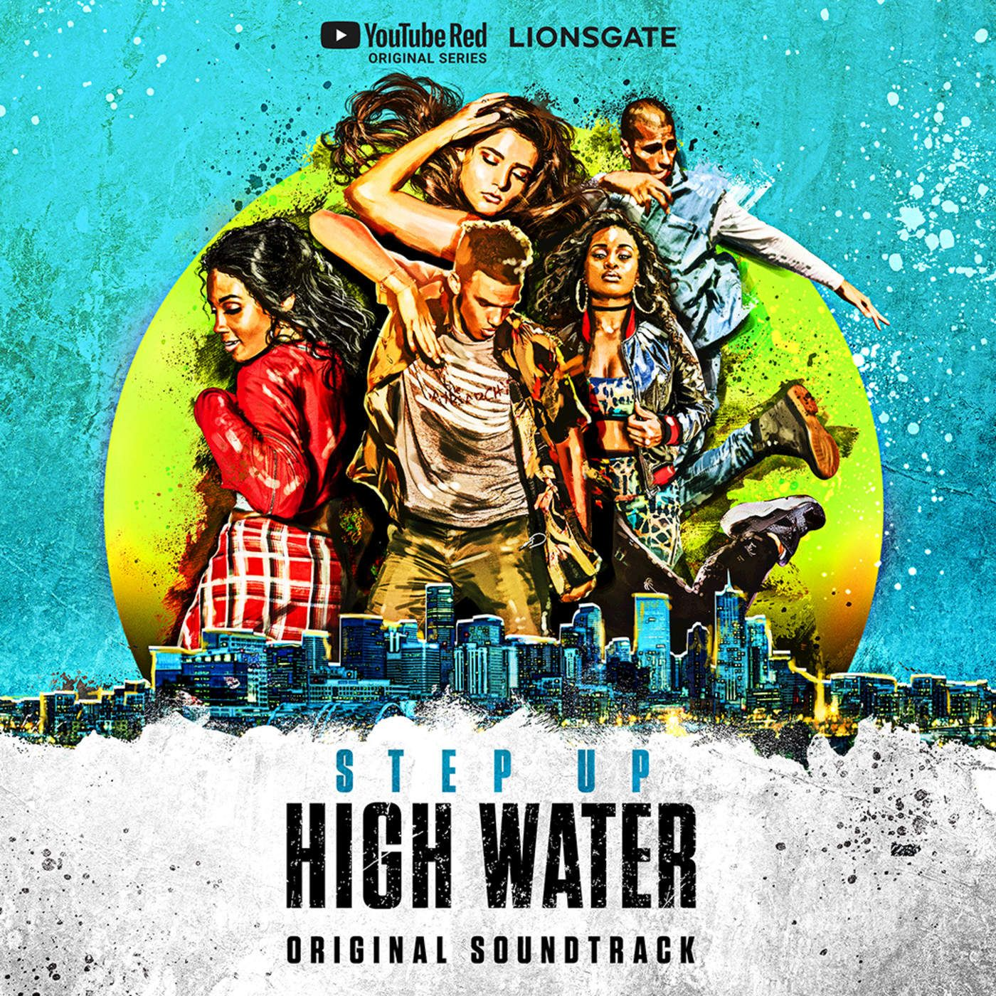 Step Up: High Water Season1 EP1 – EP4 ซับไทย