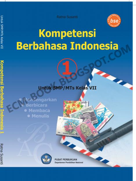 Baca Buku Gratis Kompetensi Berbahasa Indonesia 1 Untuk Smp Kelas 7