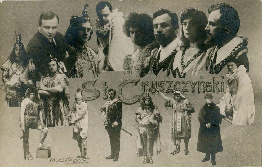 GREAT POLISH TENORS STANISŁAW GRUSZCZYŃSKI / IGNACY DYGAS CD