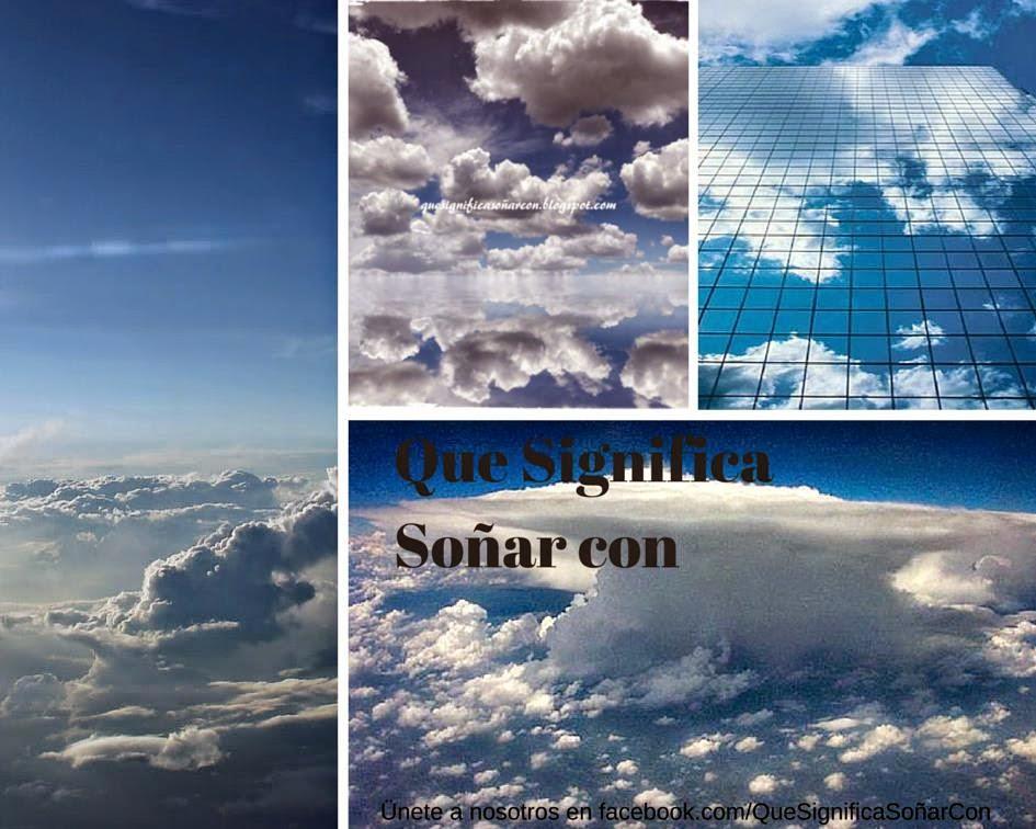 por que vemos nubes en nuestros sueños