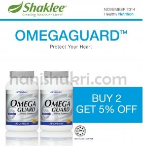 omega untuk kesihatan
