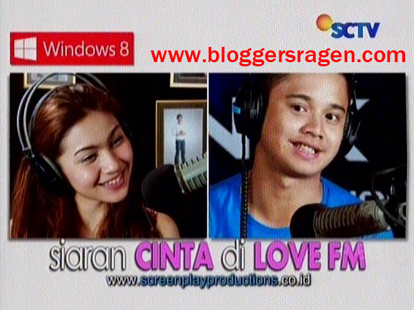 Siaran Cinta Di Love FM FTV