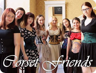 Dołącz do klubu Corset friends!