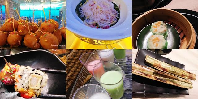 Steamboat Empire , Cyberjaya, seafood