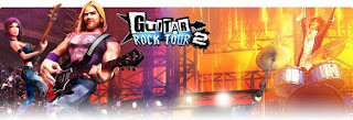 Guitar Rock Tour 2 HD Symbian Game