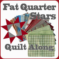 Fat Quarter Stars Quilt Along Sept &#39;11 to Mar &#39;12