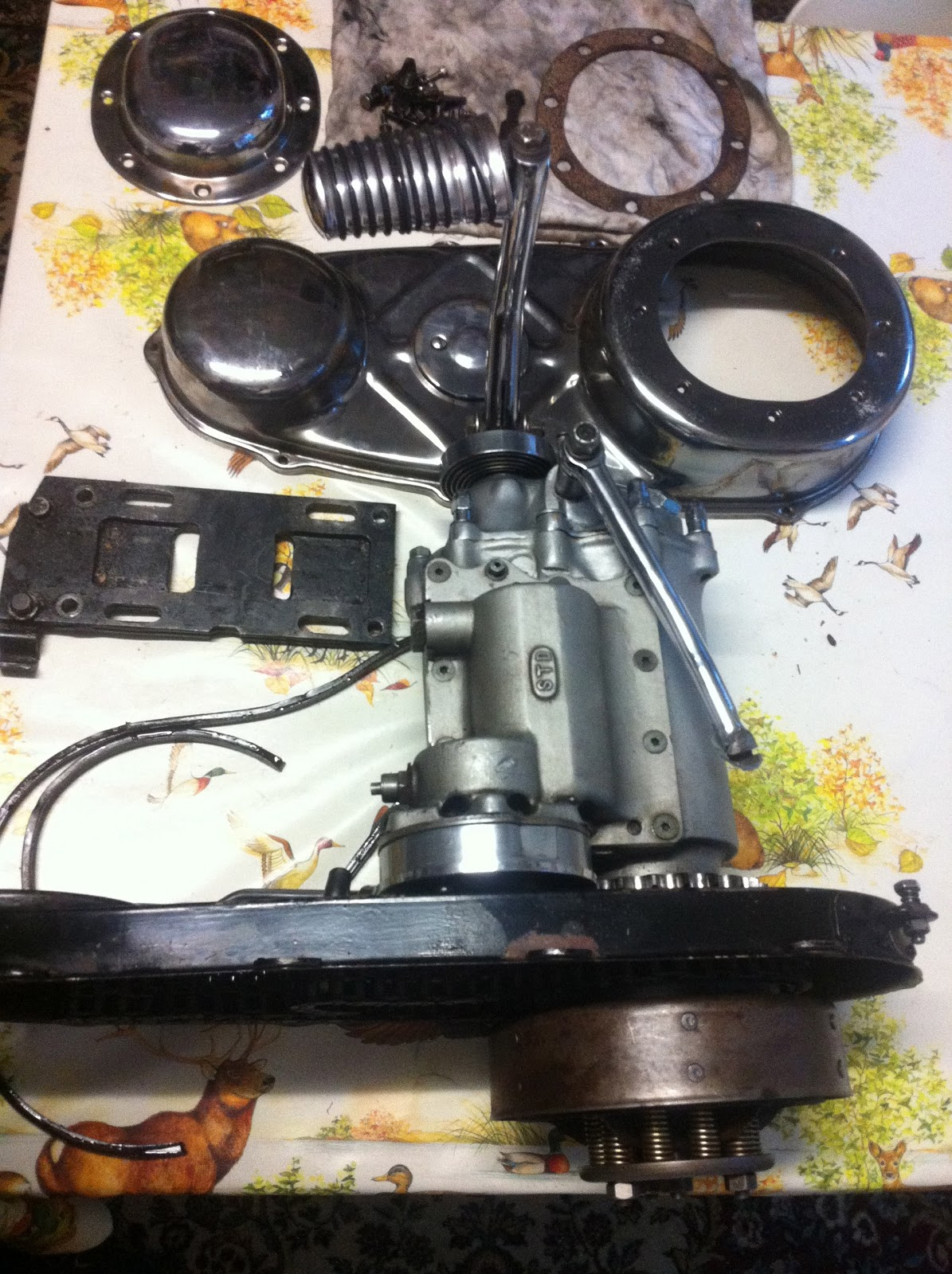 vintage gearbox eBay