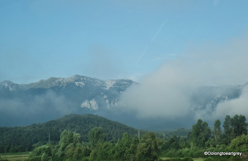 Mountains of Croatia