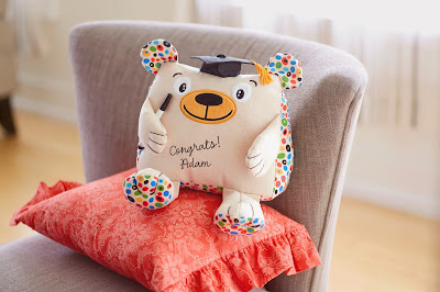 Hallmark Gift Ideas - Autograph Graduation Bear #LoveHallmarkCA