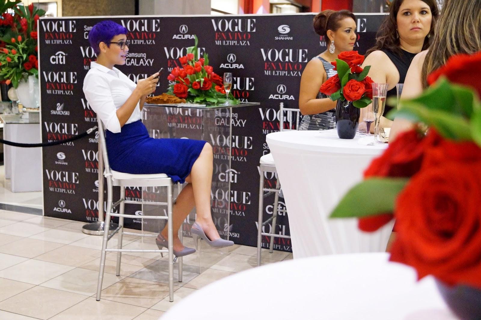 Vogue en Vivo Panama