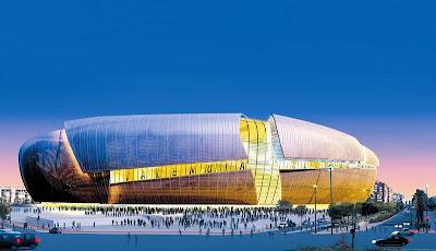 Projeto estádio Valencia