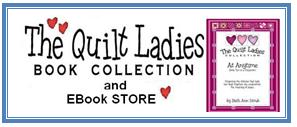 The Quilt Ladies Logo