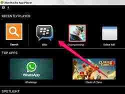 Cara Mudah install BBM Pada PC atau Laptop dengan Bluestack