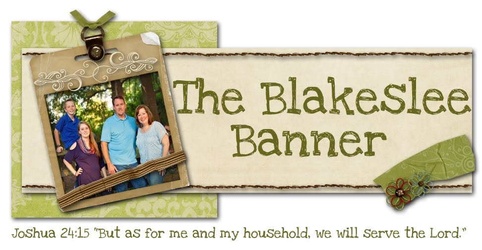 The Blakeslee Banner