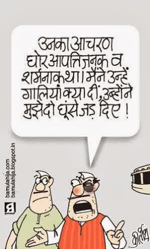 parliament, loksabha, cartoons on politics, indian political cartoon