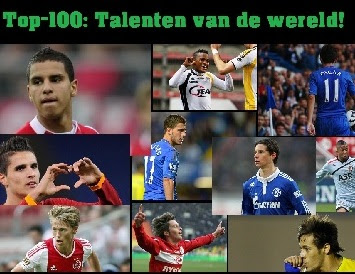 Top-100 talenten