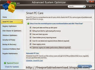 Download Advanced System Optimizer 3.6.1000.15950 Multilingual Portable