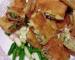 Resep praktis (mudah) membuat makanan khas martabak spesial enak (lezat)