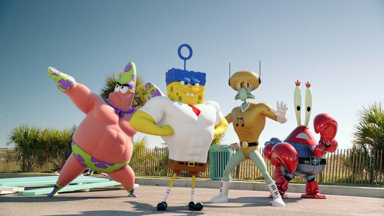streaming movie online the spongebob movie sponge out of water