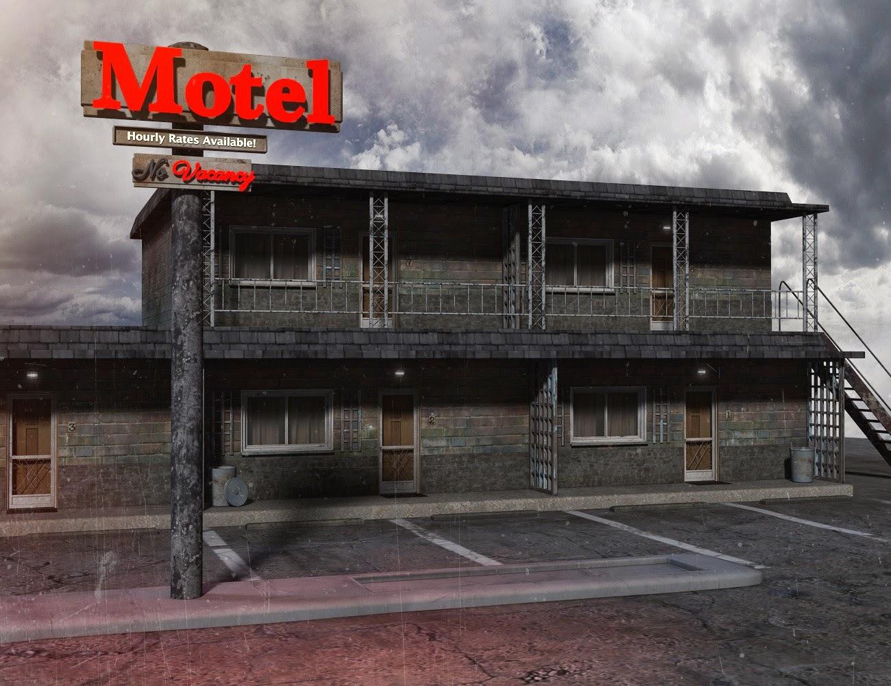 Motel Lights