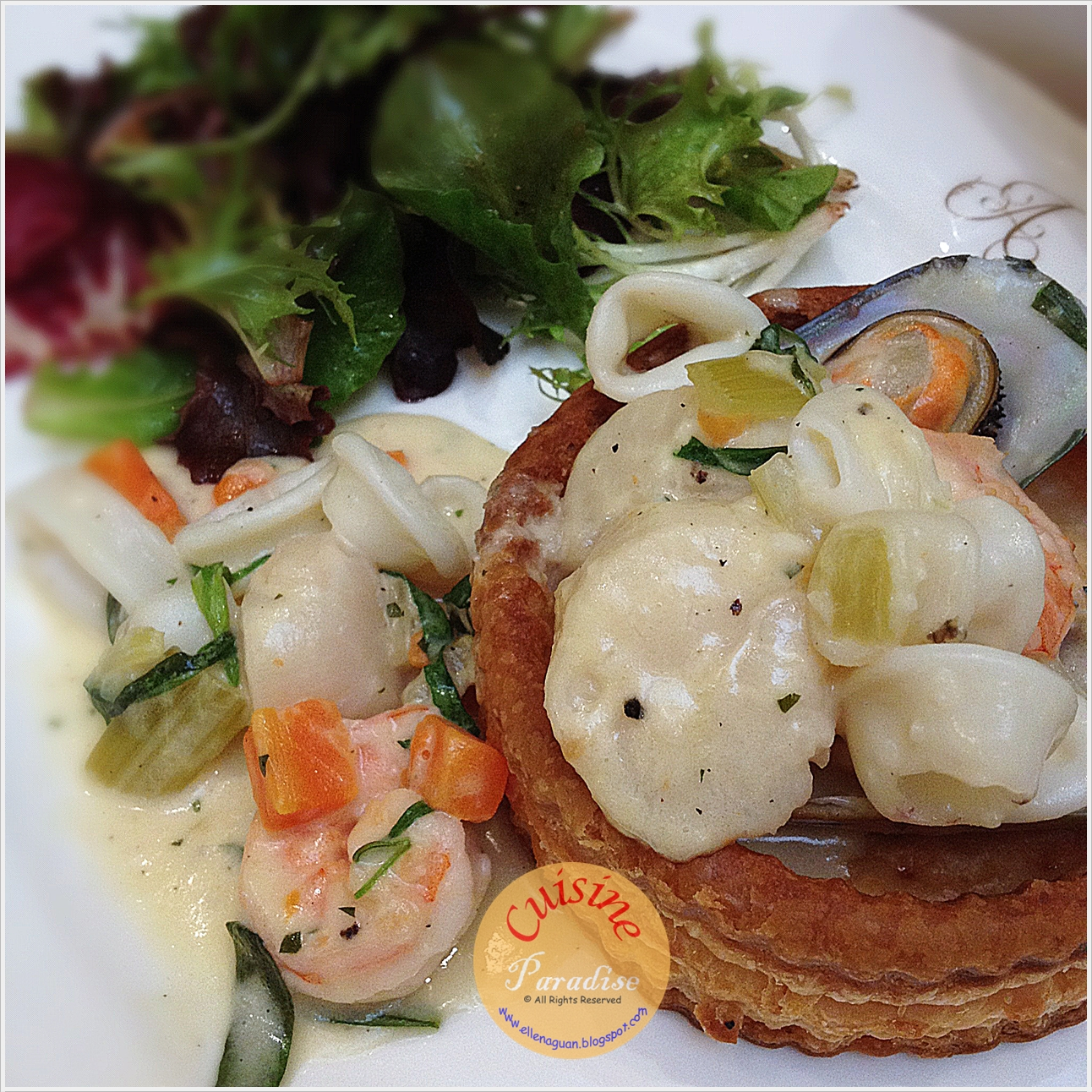 Cuisine paradise singapore food blog recipes reviews and travel antoinette at palais renaissance forumfinder Image collections