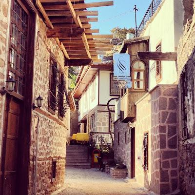 Konya Sille Köyü