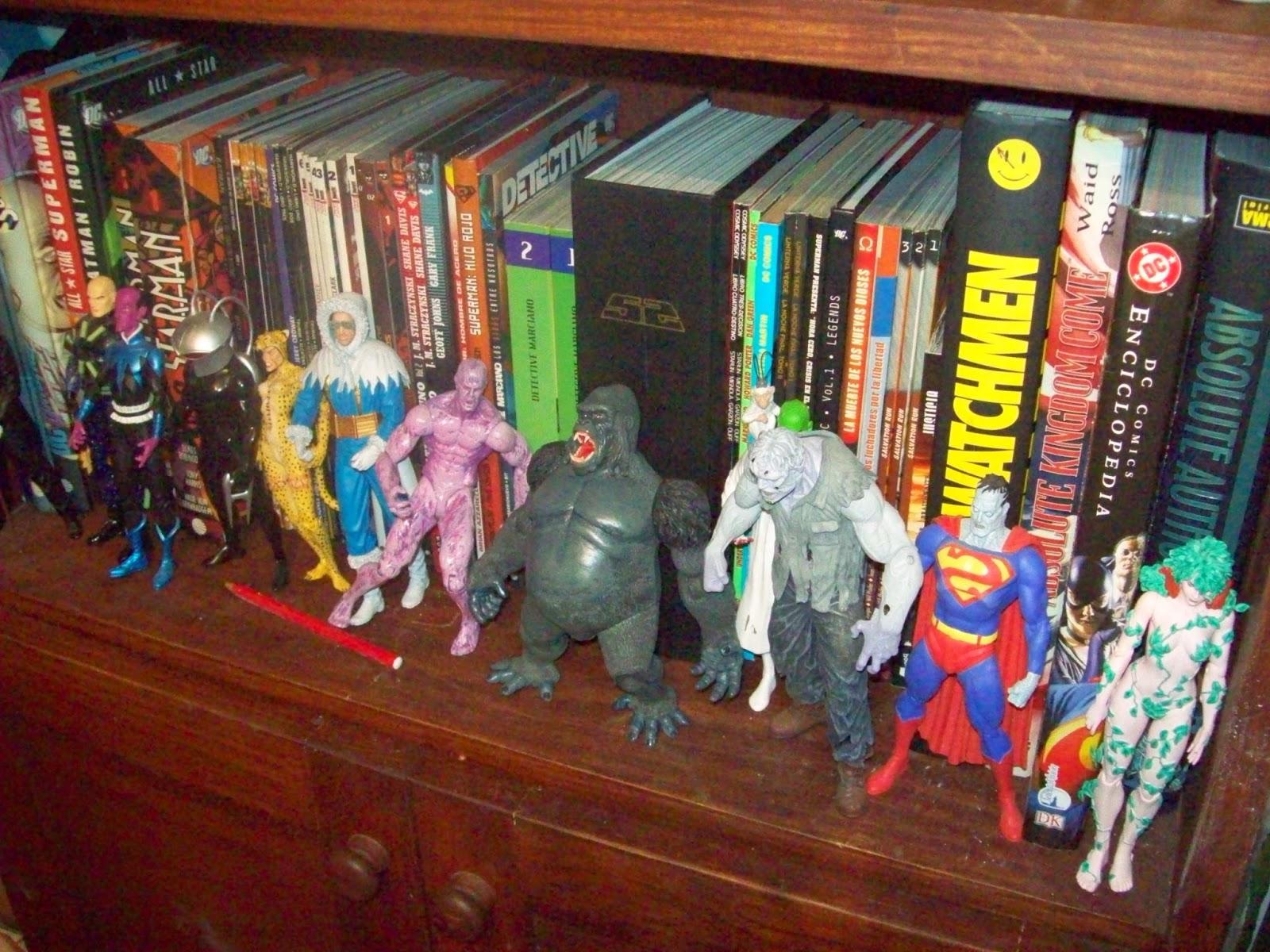 [COMICS] Colecciones de Comics ¿Quién la tiene más grande?  - Página 6 100_5535