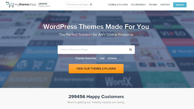 MyThemeShop.com Wordpress Themes Plugins Black Friday - Cyber Monday Deals and Coupons