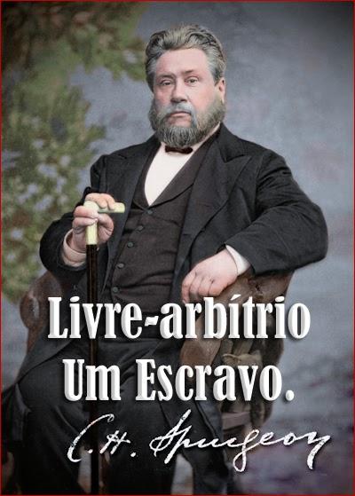 Image result for livre arbítrio um escravo