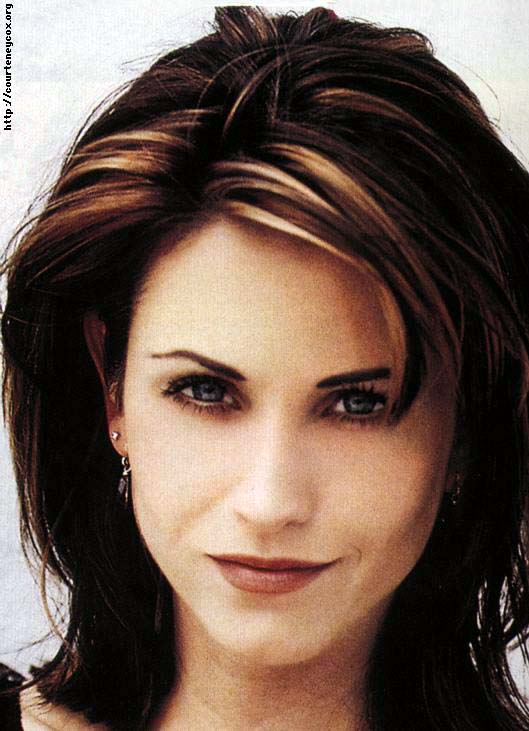 Courteney Cox Hairstyle Trends Biography