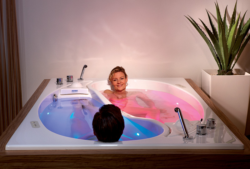 If It's Hip, It's Here (Archives): The Yin Yang Tub For ...