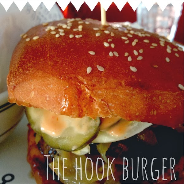 Connie and Ted's Hook Burger
