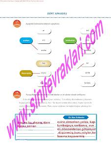 6.Sinif  Turkce Doku Yayinlari Ogrenci Calisma Kitabi Sayfa 15