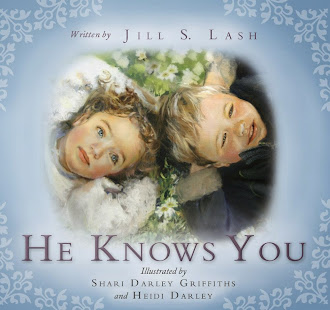 "My book- ""He Knows You"""