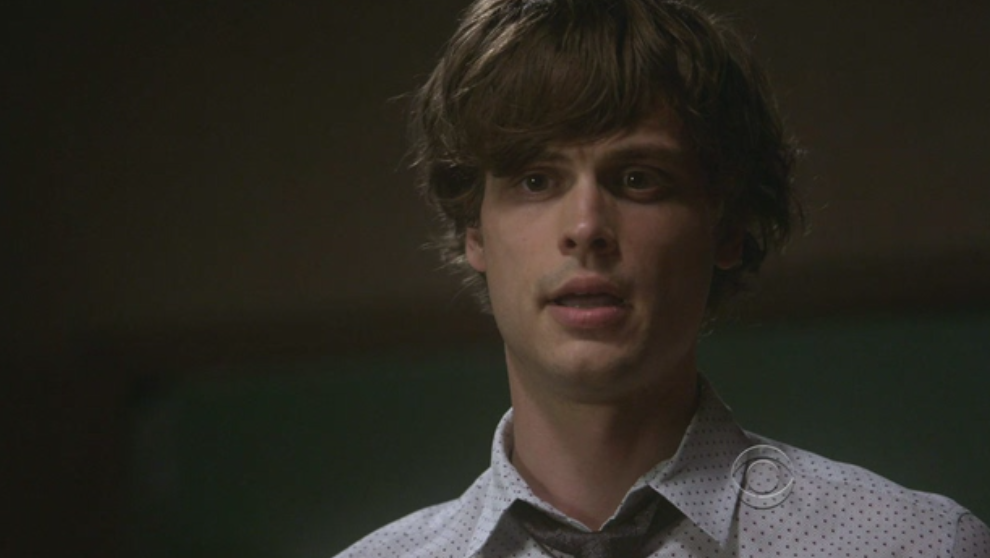 The Angst Report : Angst Initiate: Dr  Spencer Reid on Criminal Minds
